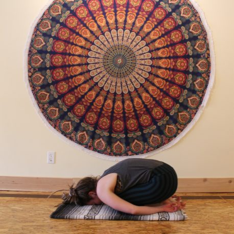 Deeply Restorative Yoga Practice and Nidra Exploration